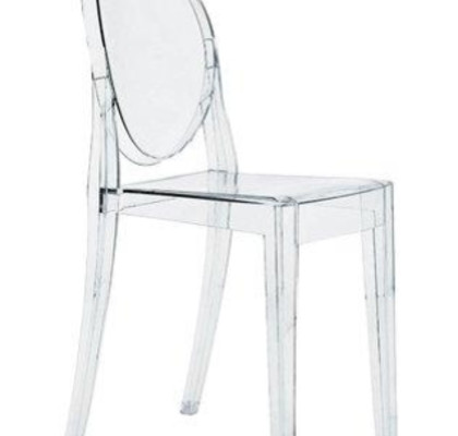 Стул Kartell Victoria Ghost - Crystal